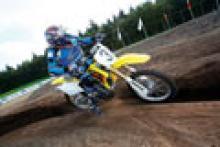 First Ride: 2005 Suzuki RM-Z450