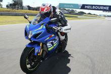 Suzuki's GSX-R: the full history