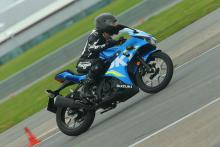 Suzuki GSX-R125 and GSX-S125 video review