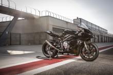 Triumph Moto2 bike