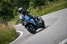 bmw Watch: BMW C400X first ride