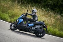 bmw First ride: BMW C400X scooter
