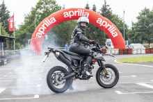2018 Aprilia SX125 launch