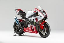 Yamaha Yamaha create special 20th birthday colours for Suzuka