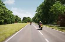 motorcycle theory test video example