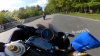 Road-racing POV helmet cam from Czechia is stunning