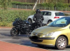 H2SX rider spotted apparently 'impersonating police motorcyclist'