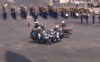 French Gendarmerie riders fluff Bastille Day parade