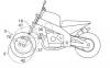 Kawasaki LMW trike patent
