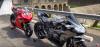 Ducati Panigale V4R and Kawasaki H2