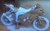 Cardboard Kawasaki