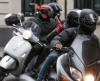 Moped criminals
