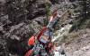 KTM rider falls