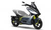 Yamaha E01 Electric Scooter Concept