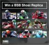 Shoei helmet competition