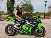Zoe Turner Kawasaki ZX10R