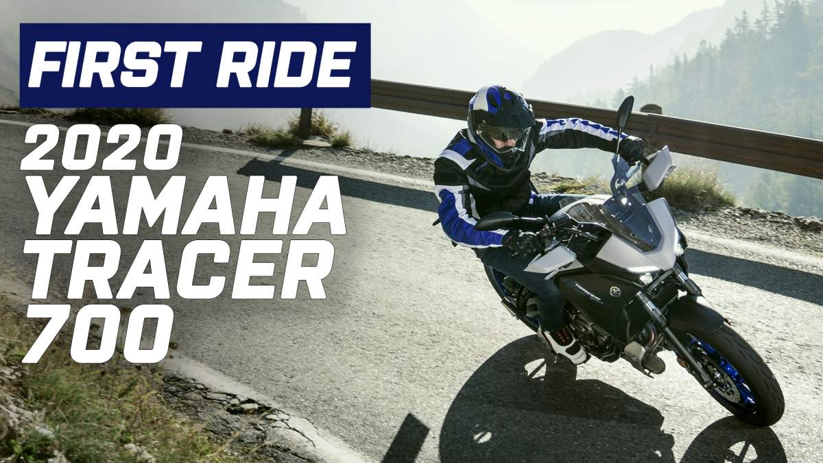 Yamaha Tracer 700 First RIde