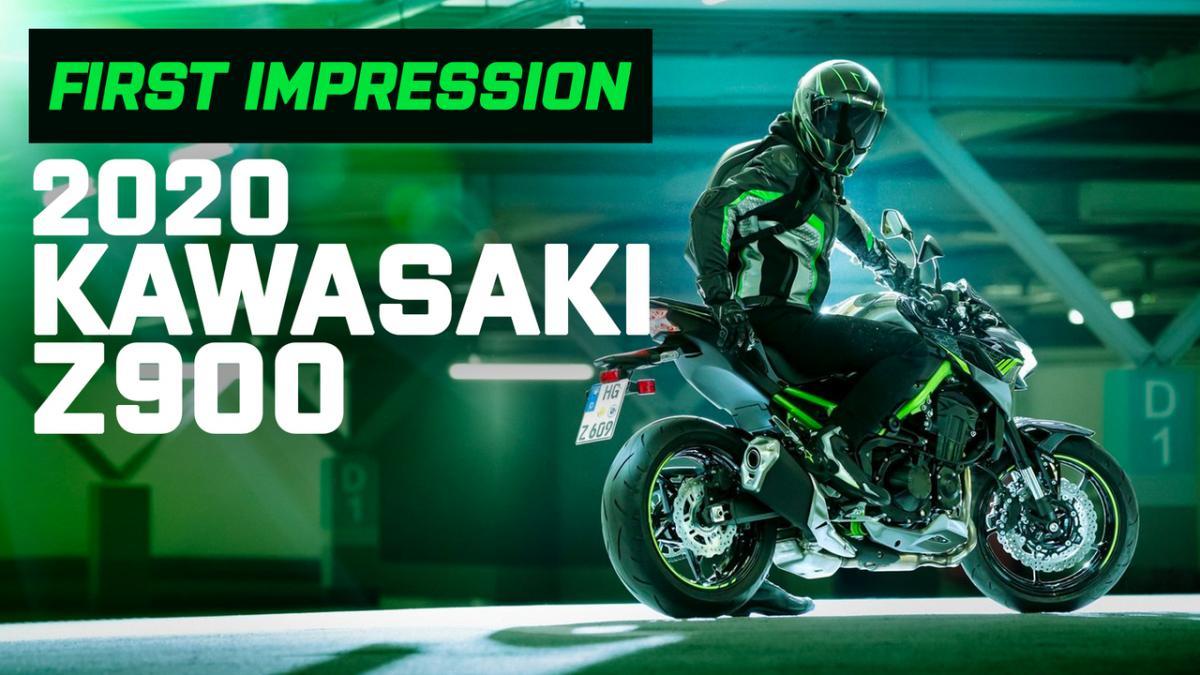 2020 Kawasaki Z900 | First Ride Impressions