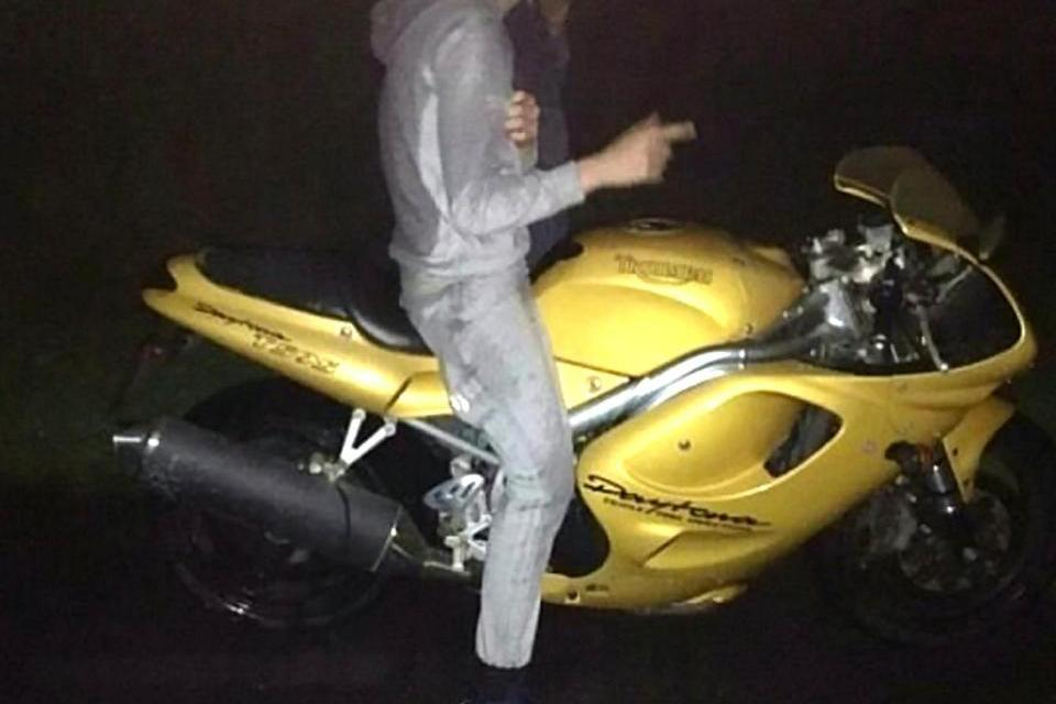 Pair charged in Bristol motorcycle theft investigation