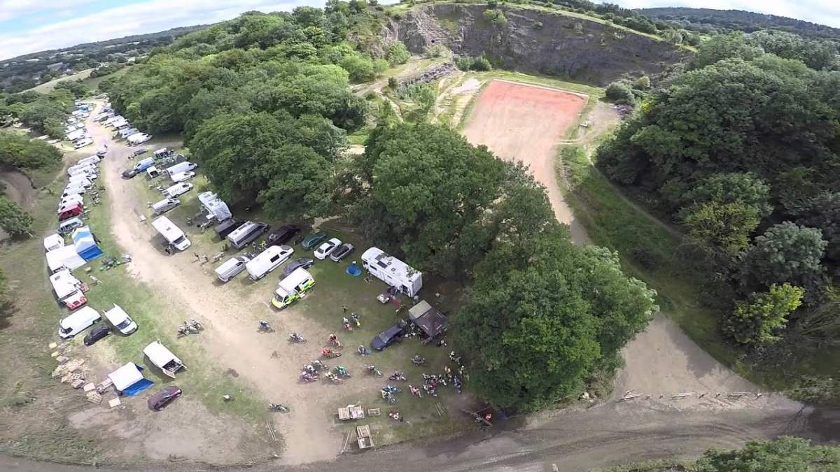 butts quarry