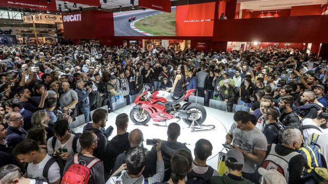 Ducati at EICMA