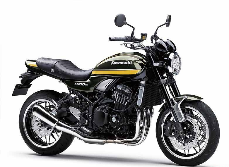 Kawasaki Z900RS and Z900RS Cafe 2020