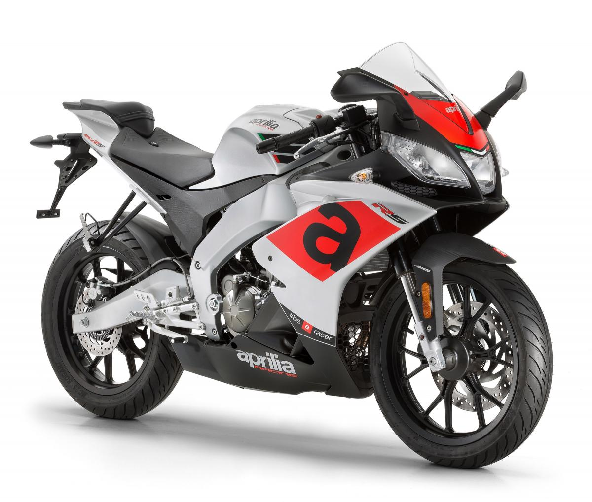 Aprilia unveils revamped RS 125