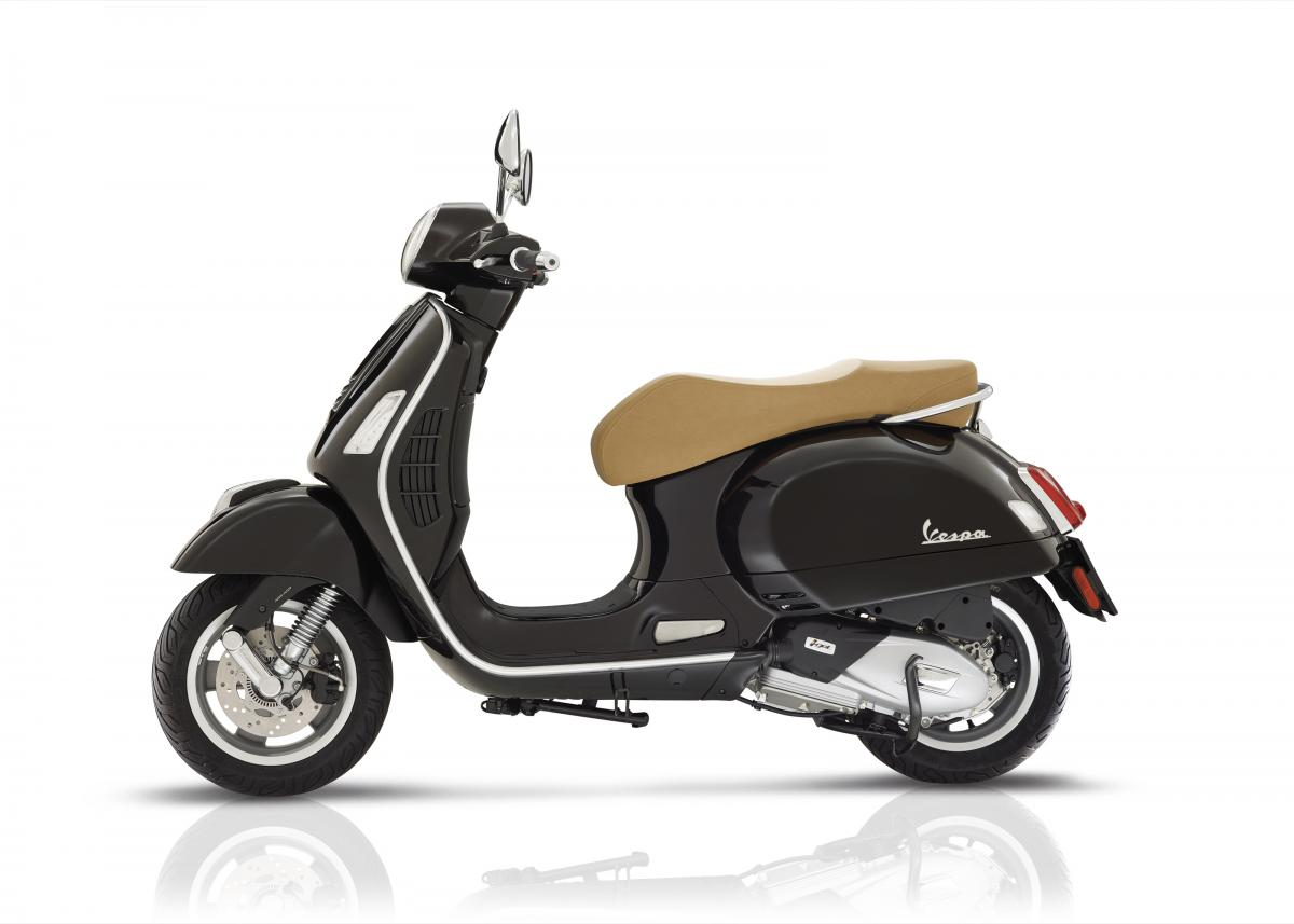 Vespa GTS 125 and 150 updated for 2017