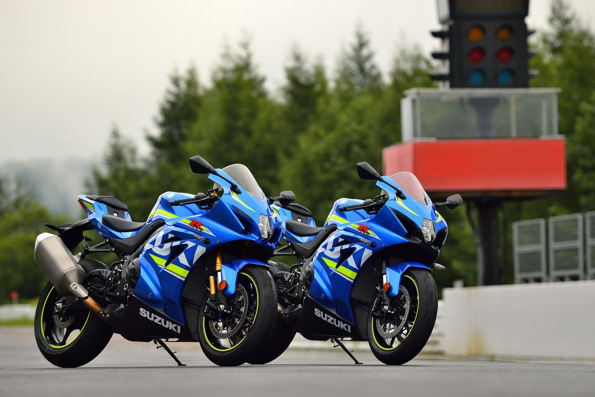 Suzuki unveils new GSX-R1000 at Intermot