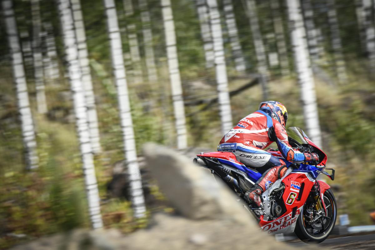 Stefan Bradl - Honda Racing Corporation