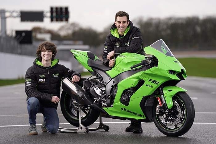 Rory Skinner - FS-3 Racing Kawasaki