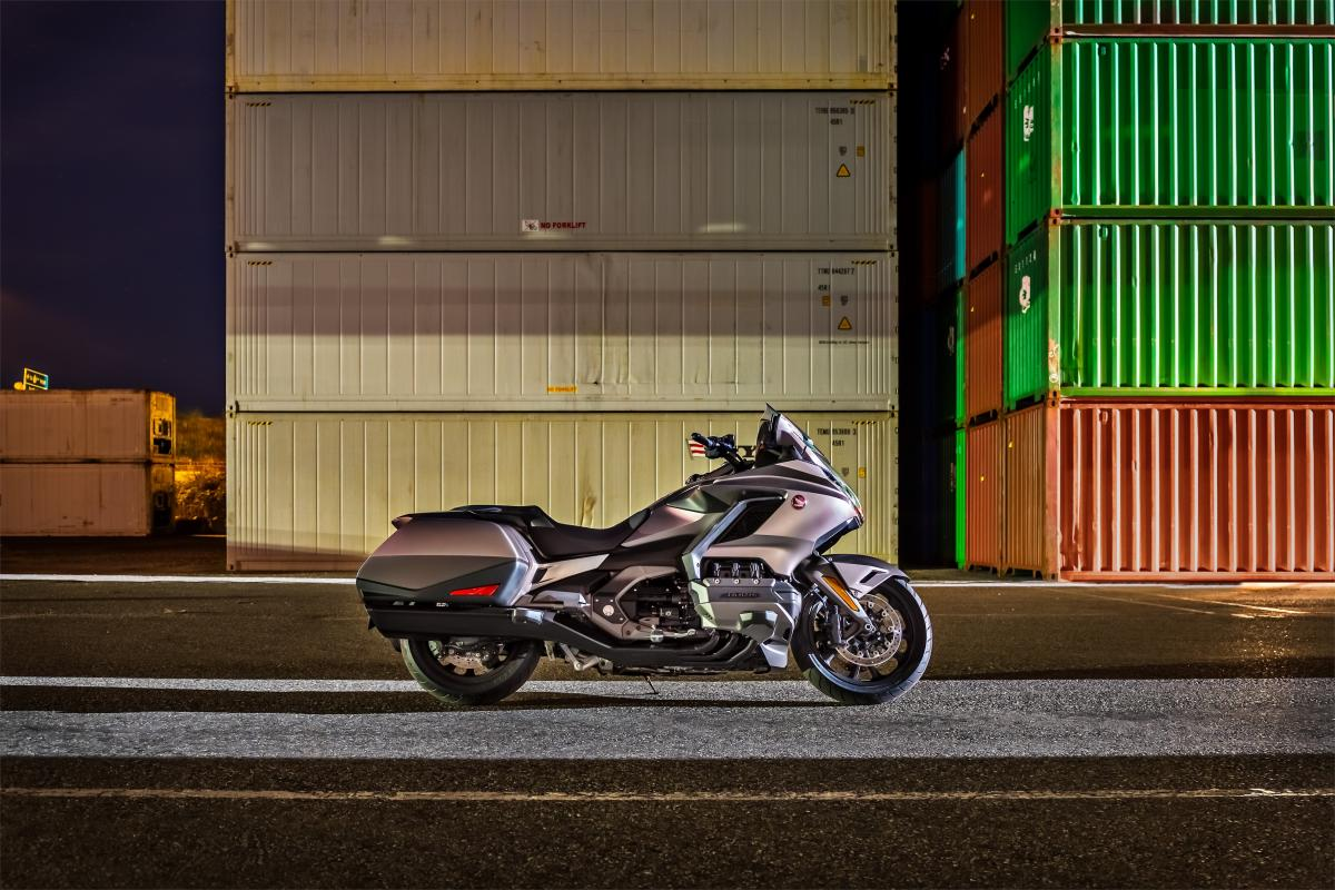 Honda's sleek new Gold Wing hits selected dealers
