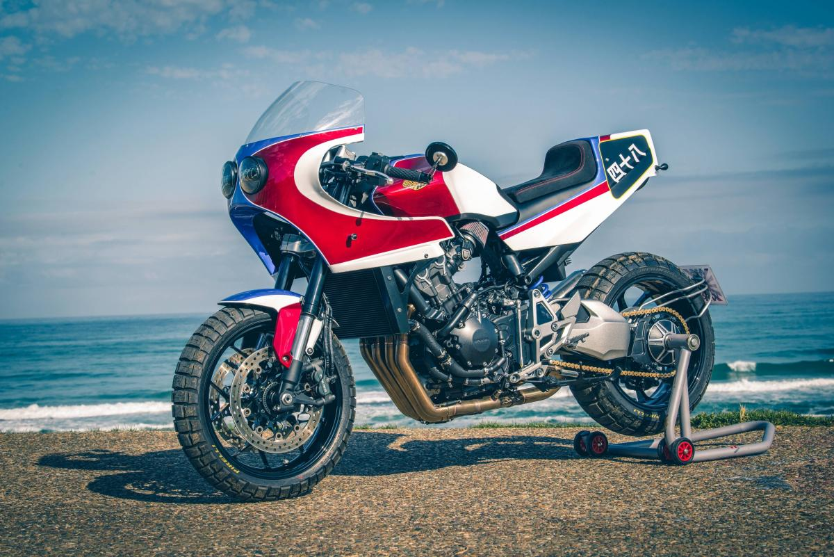 Feast your eyes on some truly stunning CB1000R customs