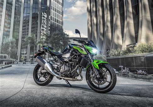 Kawasaki 2020 Z400