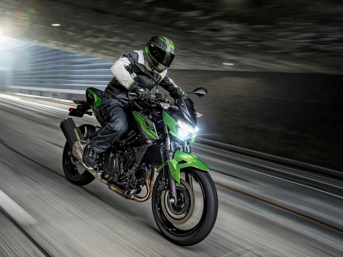 Kawasaki 2019 Z400