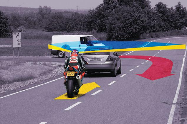 The most common motorcycle accidents and how to avoid them