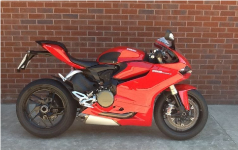 Ducati Panigale 1199 | Bike of the week