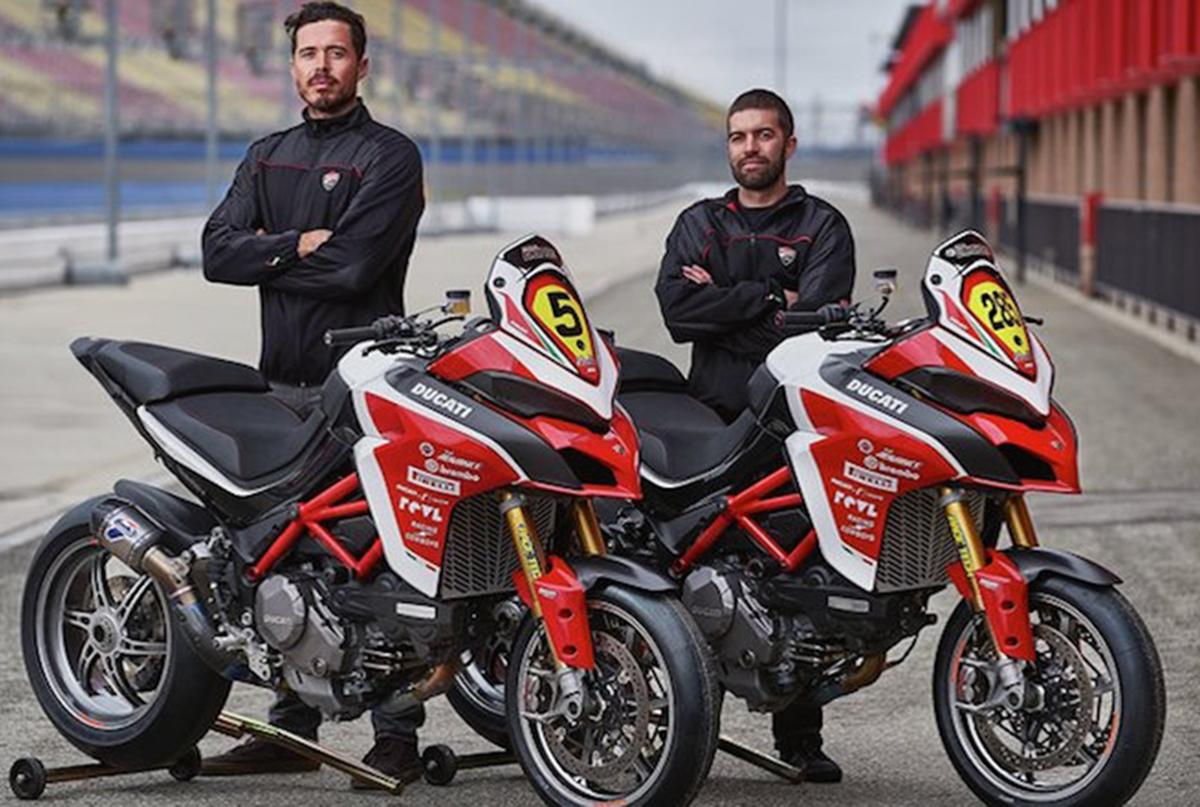 Ducati bidding to regain Pikes Peak title