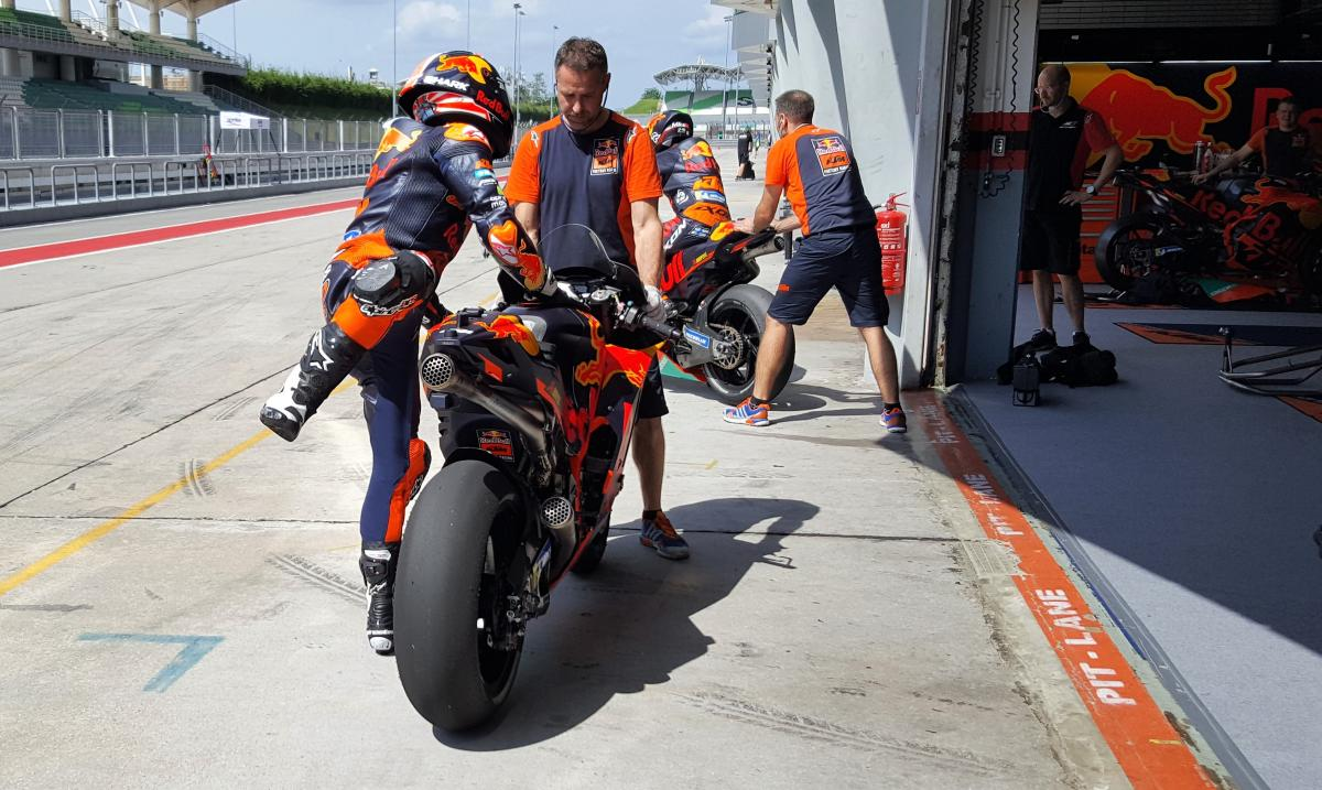 2019 Sepang Shakedown Test - Day 2 as it happened