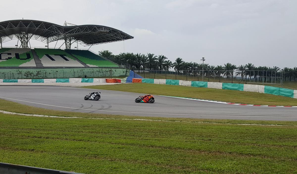 Sepang MotoGP Shakedown test times - Day 2 (FINAL)
