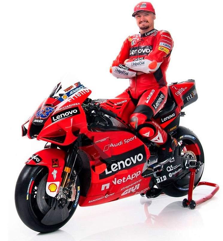 2021 Ducati MotoGP