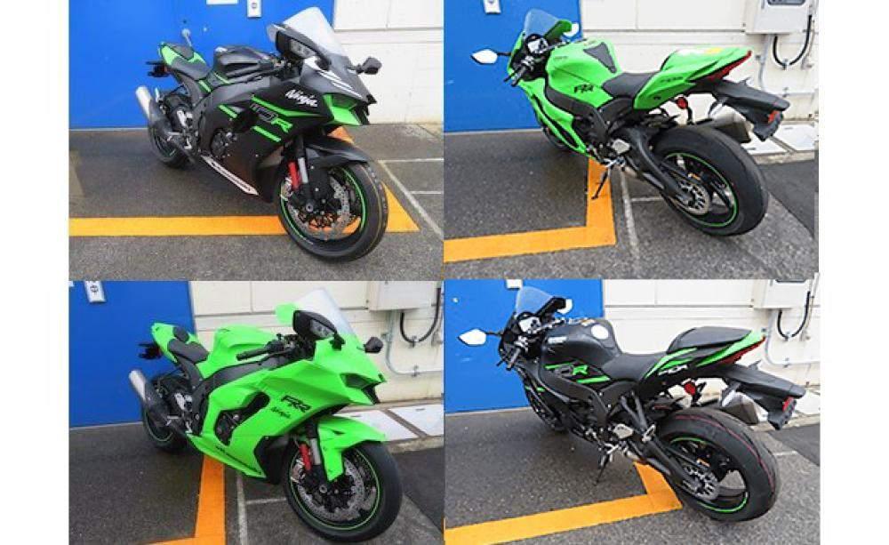 2021 Kawasaki ZX-10R Ninja