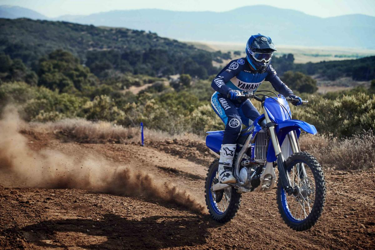 New sharper, Yamaha YZ250F announced for 2021