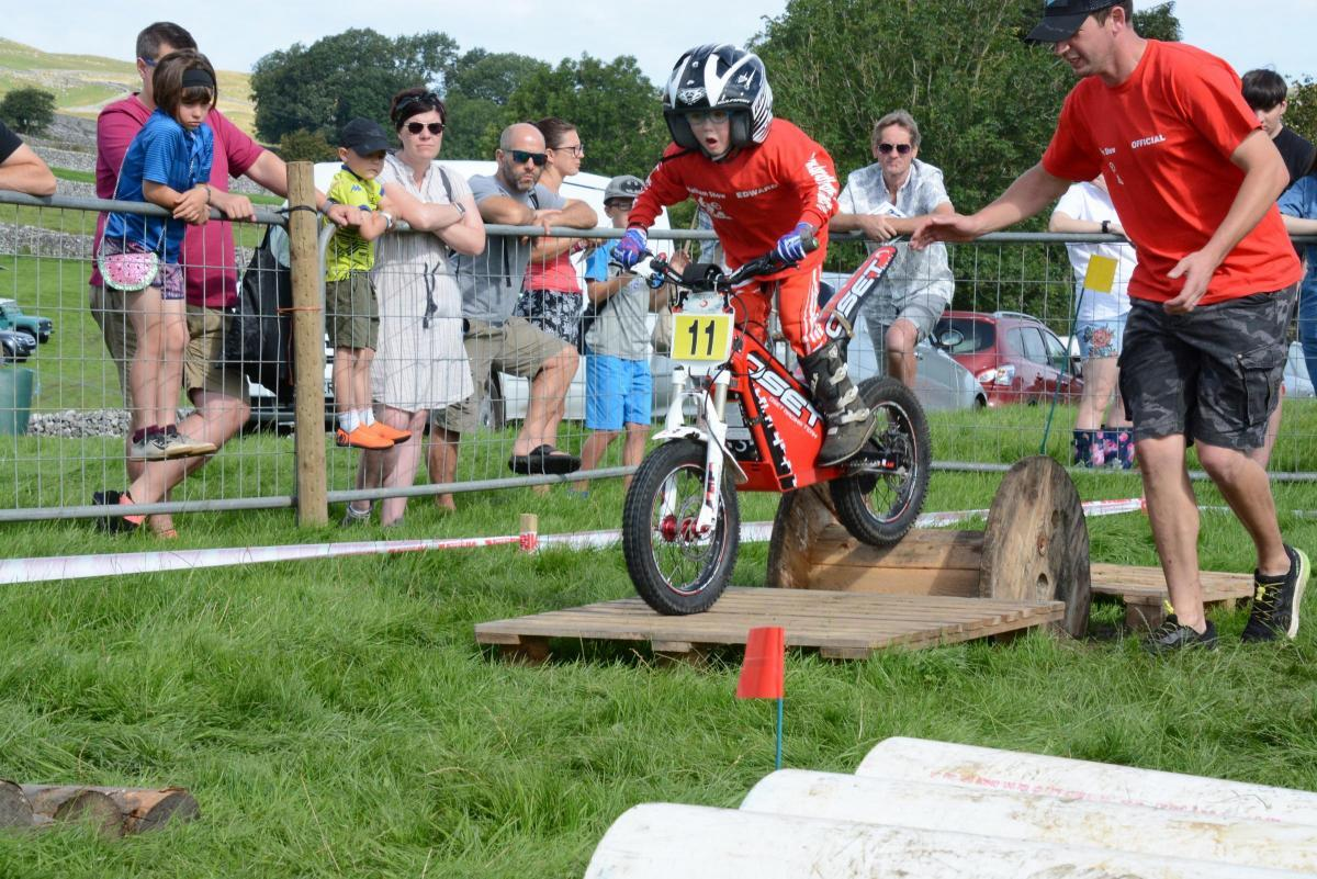 Malham Show tries a Junior Kickstart revival