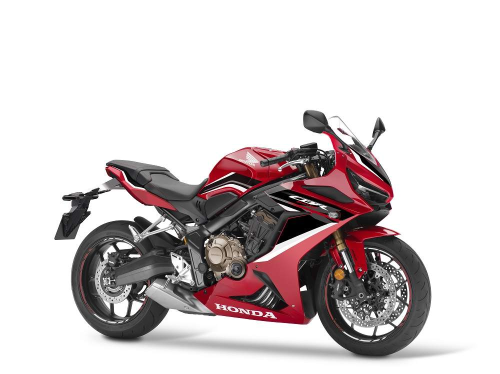 21YM Honda CBR650R gains updates for 2021