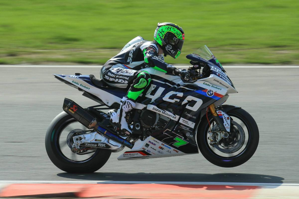 Laverty returns as Tyco BMW stand-in for Farmer