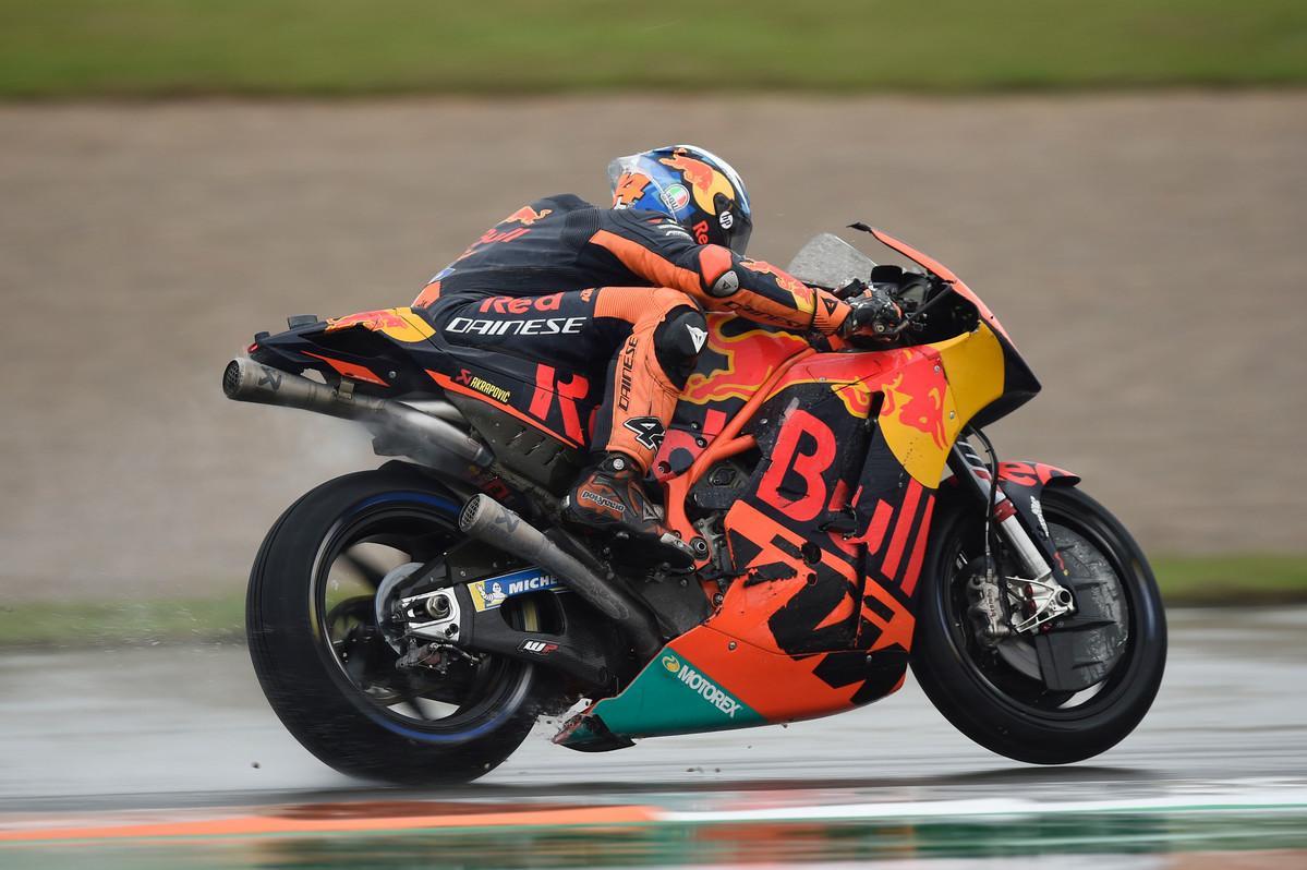Pol Espargaro KTM RC16