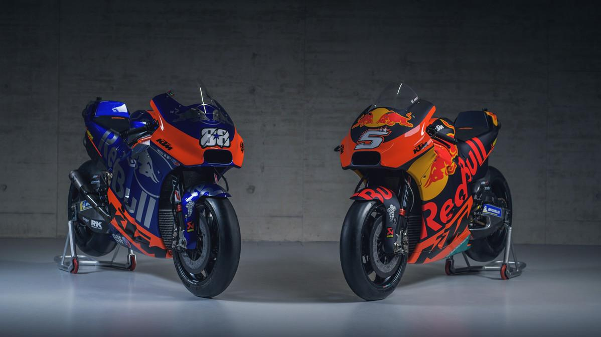MotoGP Season Preview - KTM