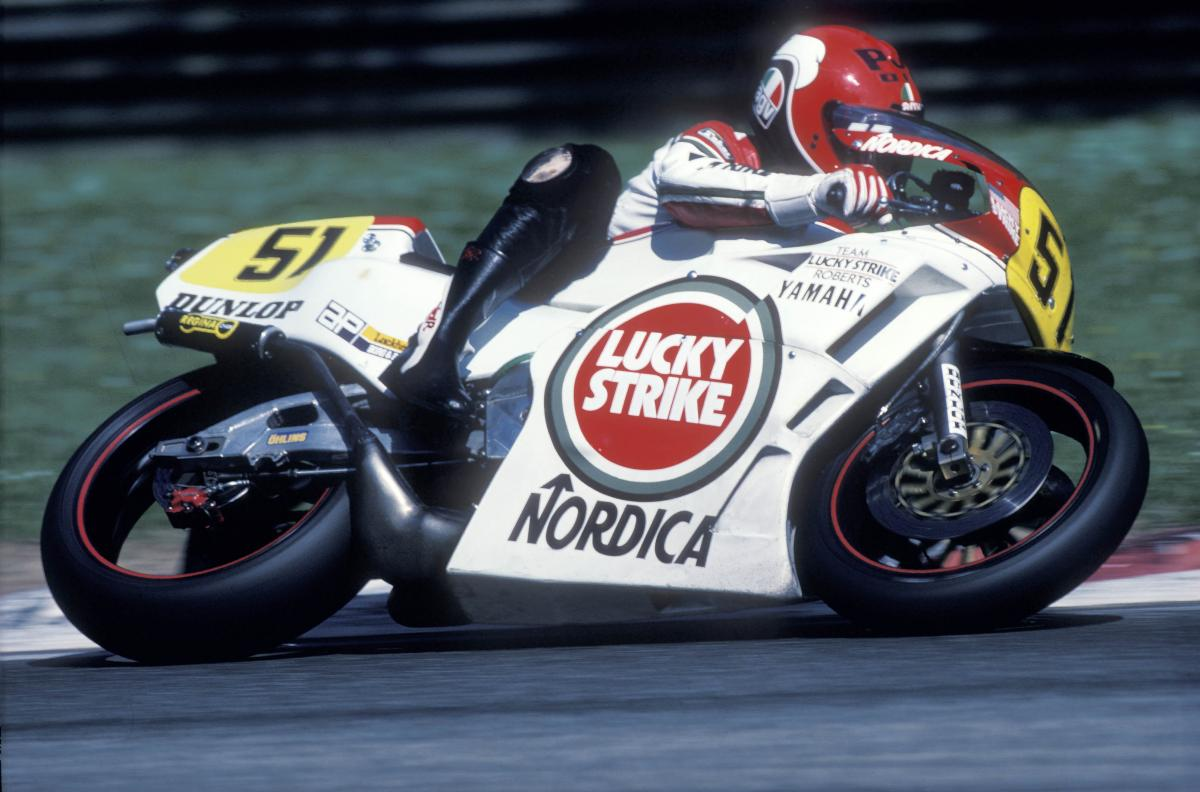 Kenny Roberts YZR500