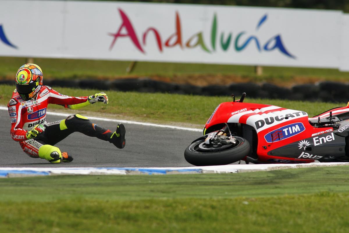 Valentino Rossi - Ducati